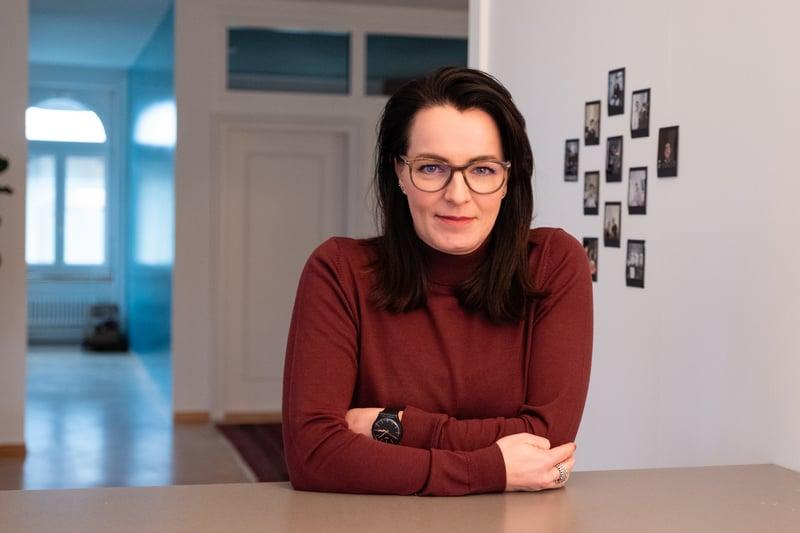 Portrait Fabienne Klauser