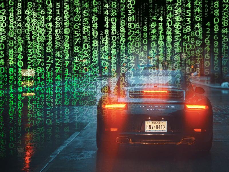 Software, nicht Autos