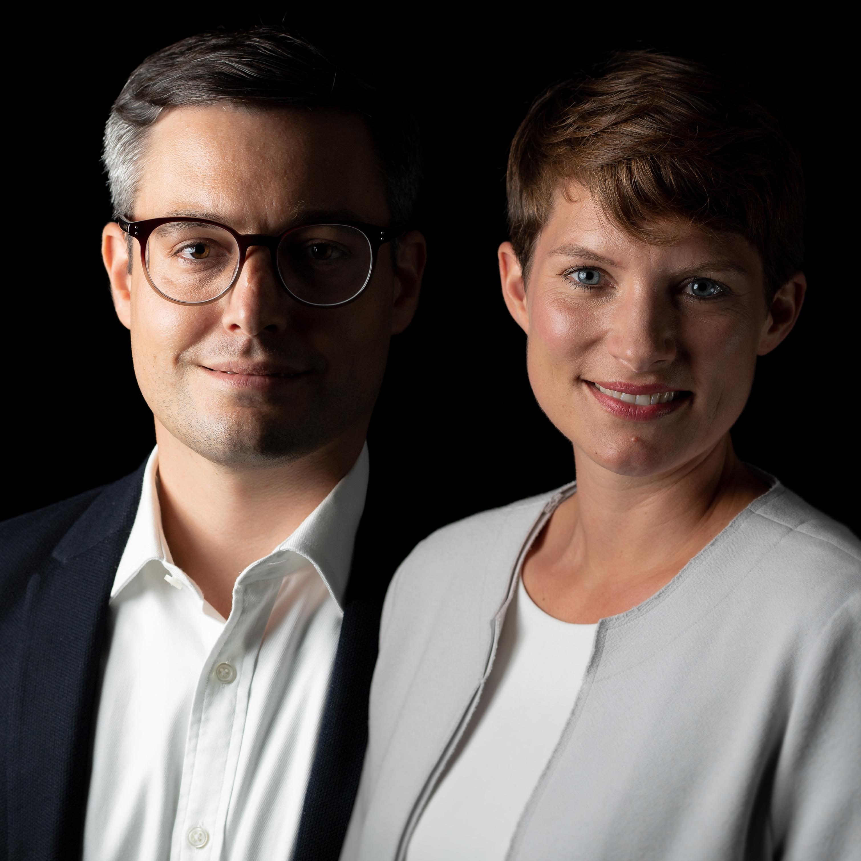 Saskia Baer und Samuel Gerber